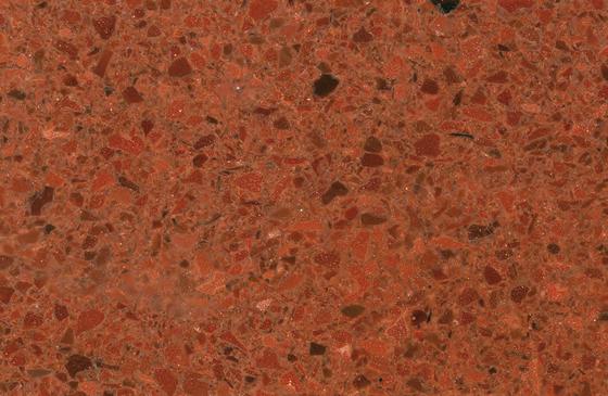 Metron Terra (790) glass tile by Bisazza | Glass flooring