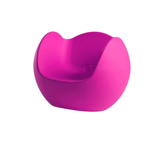 Blos by Slide   Garden armchairs
