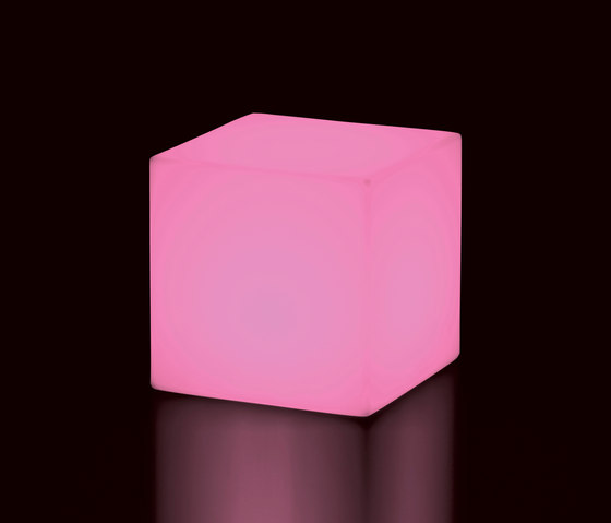 Cubo de Slide | Iluminación general