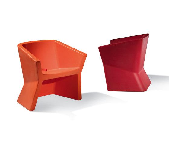 Exofa de Slide | Chaises de restaurant