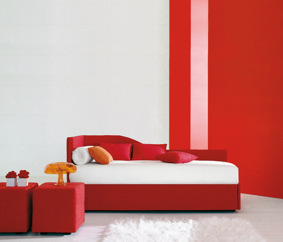 Centouno Extra by Bonaldo | Single beds