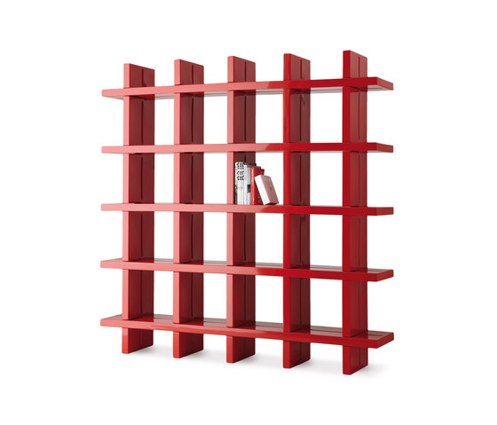 Mybook by Slide | Shelving systems