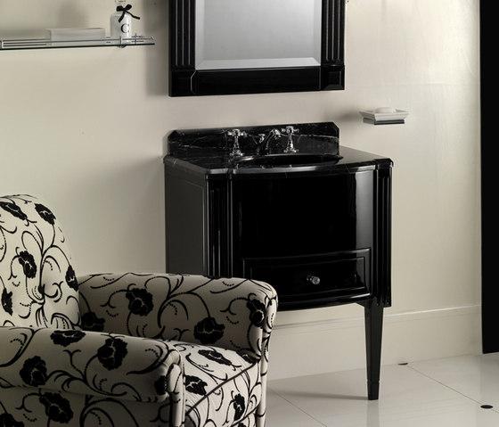 Domino Vanity unit by Devon&Devon | Vanity units