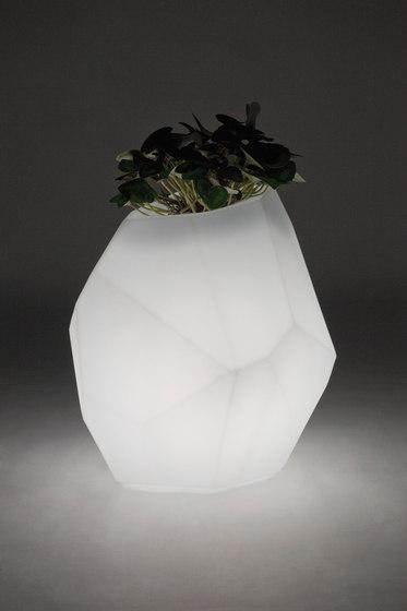 Secret Light by Slide | Flowerpots / Planters