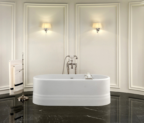 Diva Bathtub by Devon&Devon | Free-standing baths