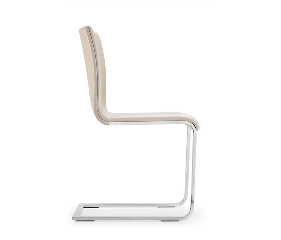 LYNN S Cantilever chair by Girsberger | Visitors chairs / Side chairs
