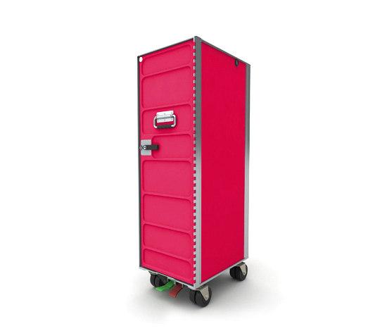 AL.CARTS RAL pink von bordbar | Teewagen / Barwagen