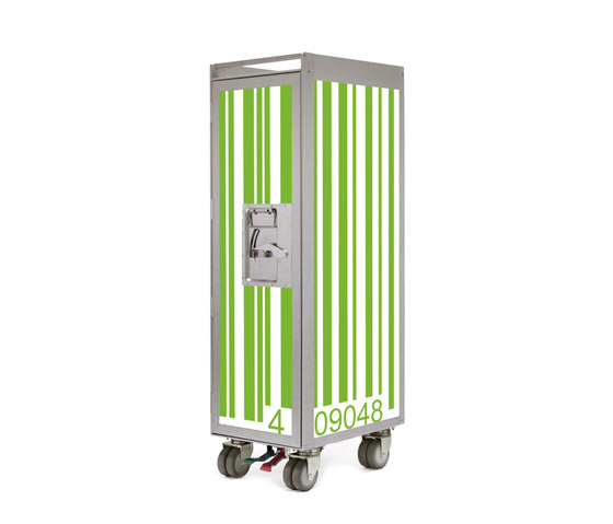 bordbar silver edition barcode von bordbar | Service Trolleys / Tische