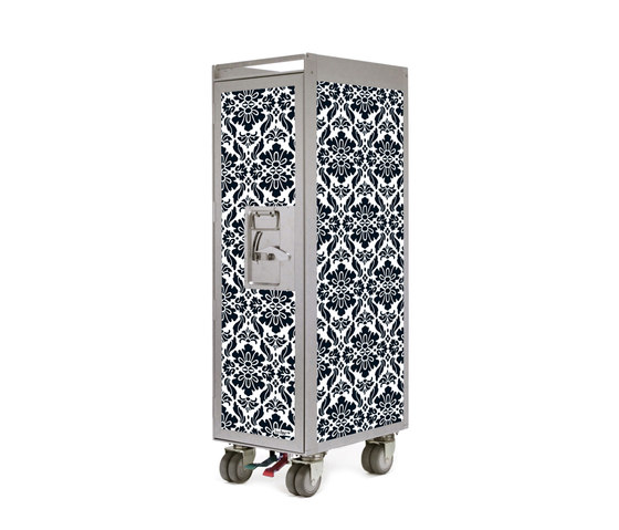 bordbar silver edition baroque de bordbar | Carritos / mesitas auxiliares
