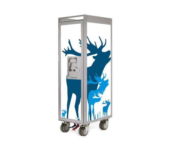 bordbar silver edition deer by bordbar | Service tables / carts