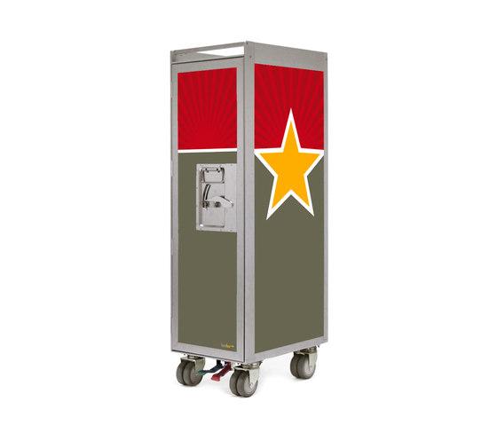 bordbar silver edition star by bordbar | Tea-trolleys / Bar-trolleys