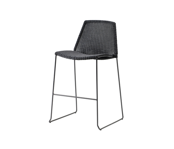Breeze Bar Chair di Cane-line | Sgabelli bar