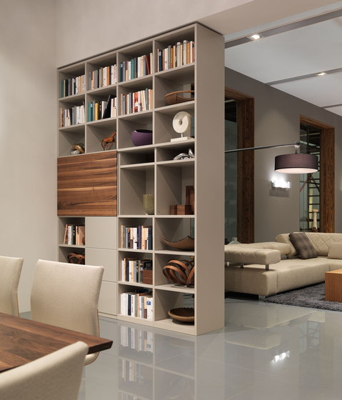 Amineo by Gruber + Schlager   Wall storage systems