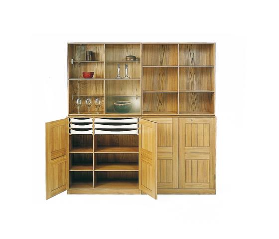 Mogens Koch bookcase de Carl Hansen & Søn | Armarios