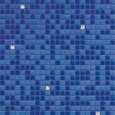 Opus Romano | Ada Oro Bianco by Bisazza | Glass mosaics