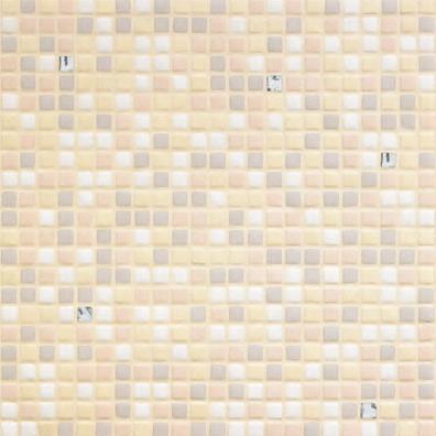 Opus Romano | Ghiaia Oro Bianco by Bisazza | Glass mosaics