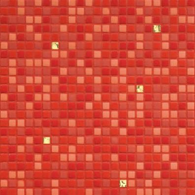 Opus Romano   Fiamma Oro Giallo di Bisazza   Mosaici vetro