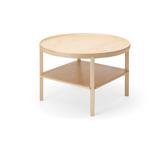 Coffee table 6687 by Carl Hansen & Søn | Lounge tables