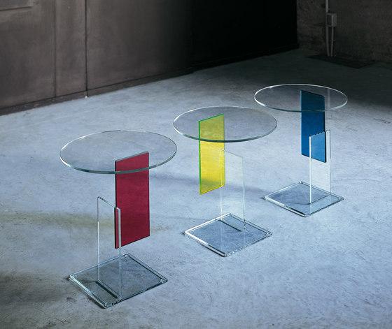 Don Gerrit von Glas Italia | Beistelltische