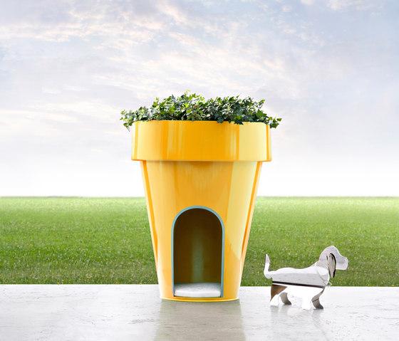 Dog-E di De Castelli | Fioriere