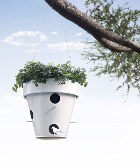 O-Nest-O by De Castelli | Bird houses / feeders