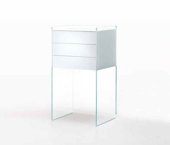 Float de Glas Italia | Tables consoles
