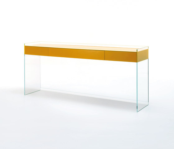 Float by Glas Italia | Wall shelves