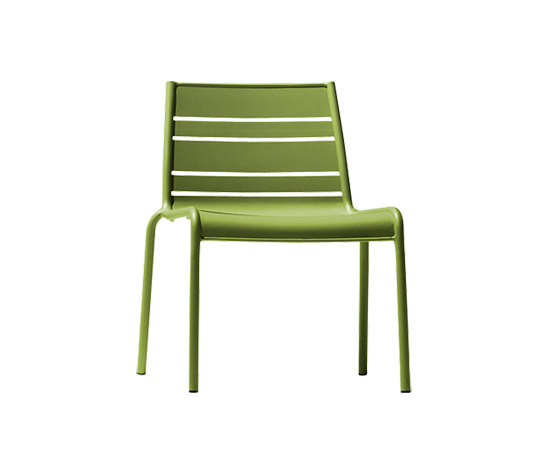 Slat by Bivaq | Garden chairs