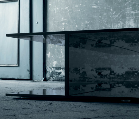 I Beam by Glas Italia | Coffee tables