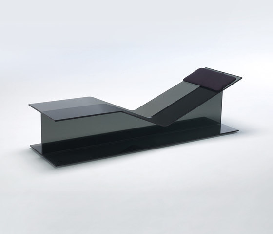 I Beam by Glas Italia | Day beds