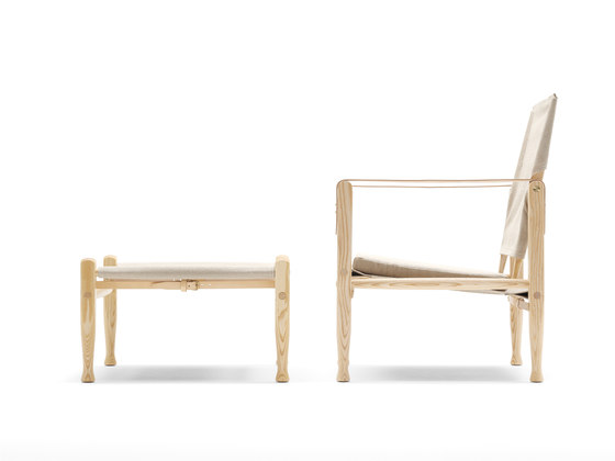 The Safari Chair | Stool de Rud. Rasmussen | Sillones