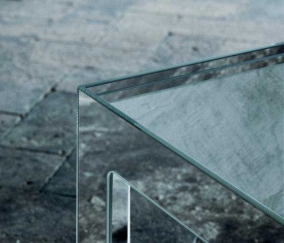 Mirror Mirror Tavolini Basso by Glas Italia | Lounge tables
