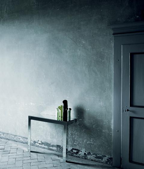 Mirror Mirror Consolle de Glas Italia | Mesas consola