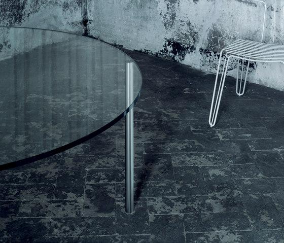 Steel de Glas Italia | Mesas comedor