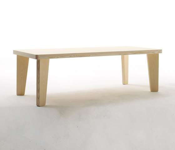 Fat table ash by Arco | Dining tables