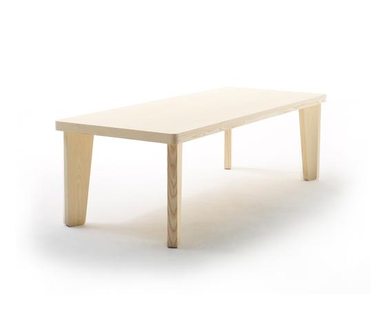 Fat Tisch Eschenholz von Arco | Esstische