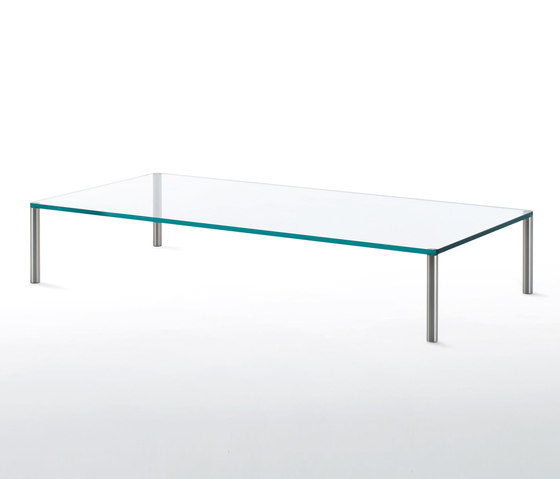 Steel by Glas Italia | Lounge tables