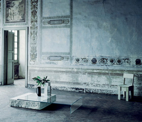 Terraliquida de Glas Italia | Mesas de centro