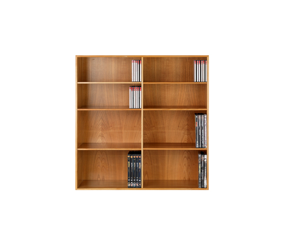 Mogens Koch CD/DVD bookcase by Carl Hansen & Søn | CD racks