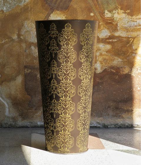 Damasco by De Castelli | Flowerpots / Planters