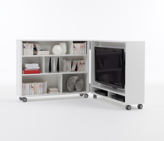 MOOVE frame/sideboard by die Collection | AV cabinets