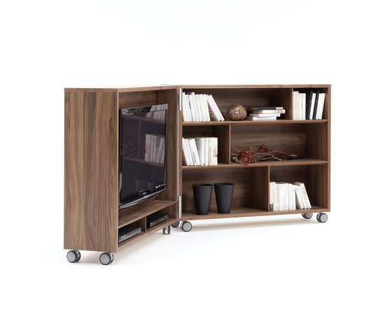 MOOVE Regal/Sideboard von die Collection | Multimedia Sideboards