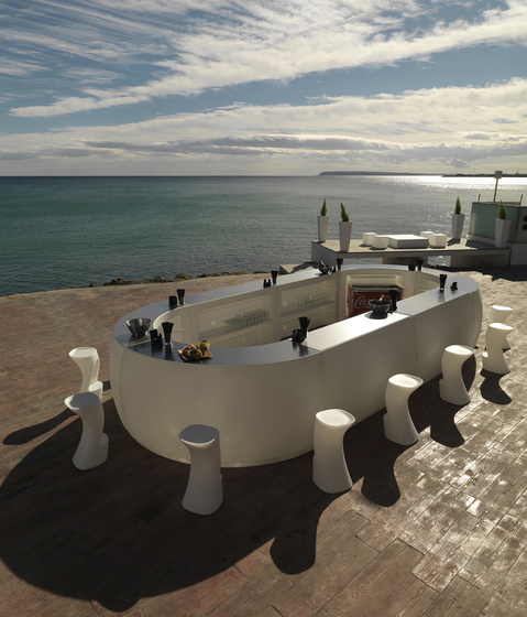 Fiesta by Vondom | Bar counters