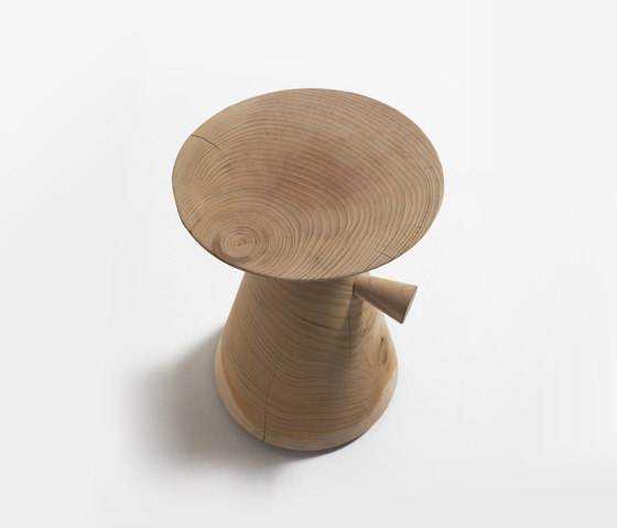 Pinocchio Stool by Riva 1920 | Ottomans