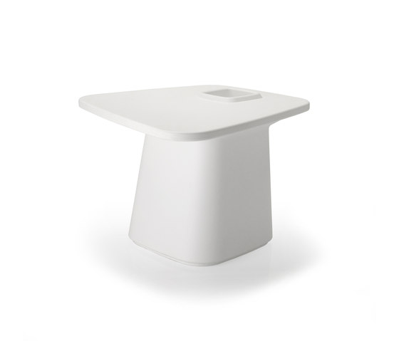 Moma Medium mesa de Vondom | Mesas de comedor de jardín