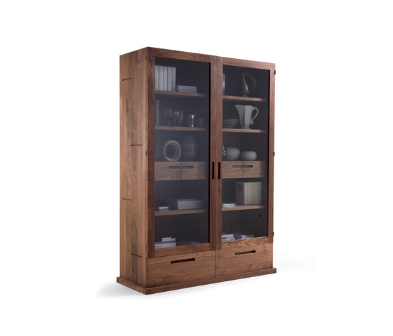 Solida by Riva 1920 | Display cabinets