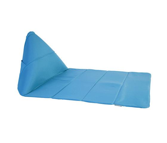 FIDA mat light blue di VIAL | Cuscinetti per sedie