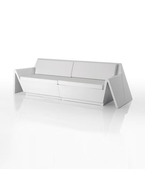 Rest sofa modular di Vondom | Divani da giardino
