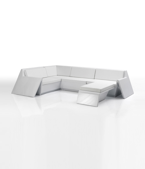 Rest sofa modular by Vondom | Sofas