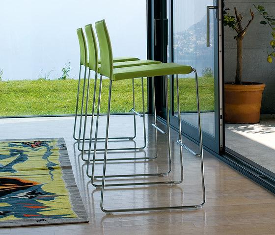 Bizzy Stool by Enrico Pellizzoni | Bar stools